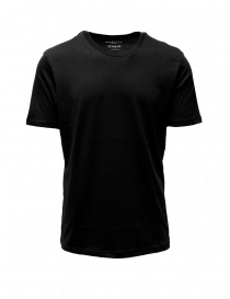 T-shirt Selected Homme nera liscia online