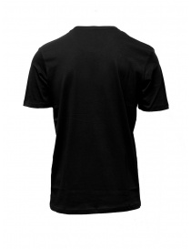 T-shirt Selected Homme nera liscia