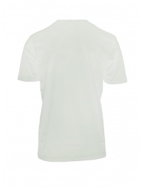 T-shirt Selected Homme bianco luminoso liscia