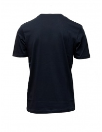 Selected Homme dark sapphire blue simple t-shirt