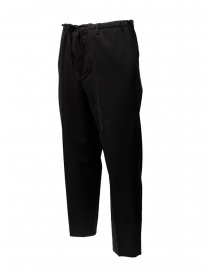 Golden Goose Deluxe Brand black wool trousers price