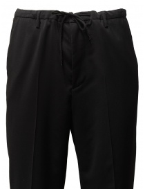 Golden Goose Deluxe Brand black wool trousers