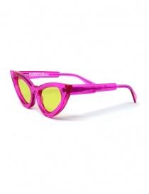 Kuboraum Maske Y3 Fuchsia sunglasses