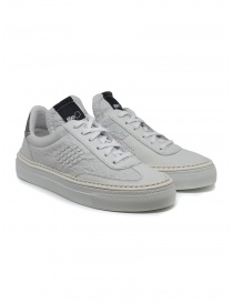 BePositive Roxy white creased sneakers for woman online