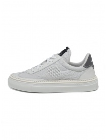 BePositive Roxy white creased sneakers for woman