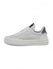Sneaker BePositive Roxy bianco effetto stropicciato