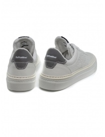 BePositive Roxy white creased sneakers for woman price