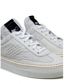 BePositive Roxy white creased sneakers for woman womens shoes buy online