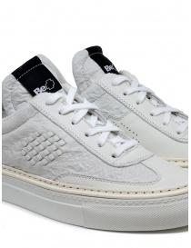 Sneaker BePositive Roxy bianco effetto stropicciato calzature donna acquista online