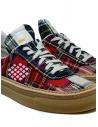 Sneaker BePositive Roxy Tartan Rosso da donna 9FWOARIA14/TAR/RED-ROXY acquista online