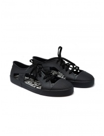 Melissa + Vivienne Westwood Anglomania black sneaker for man online