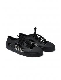 Melissa + Vivienne Westwood Anglomania sneaker nera da uomo 32354-01003 BLK MAN order online