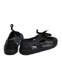 Melissa + Vivienne Westwood Anglomania black sneaker for man price