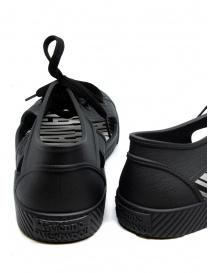 Melissa + Vivienne Westwood Anglomania black sneaker for man buy online price