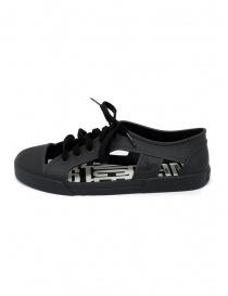 Melissa + Vivienne Westwood Anglomania black sneaker