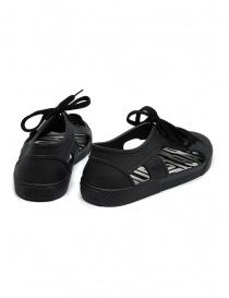 Melissa + Vivienne Westwood Anglomania black sneaker price