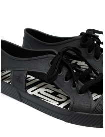 Melissa + Vivienne Westwood Anglomania black sneaker womens shoes buy online