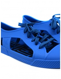 Melissa + Vivienne Westwood Anglomania blue sneaker womens shoes buy online