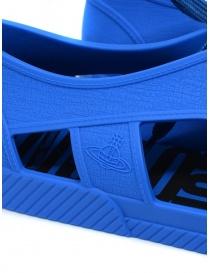 Melissa + Vivienne Westwood Anglomania sneaker blu calzature donna prezzo