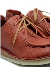 Scarpa Shoto 7608 Drew colore mattone calzature uomo acquista online