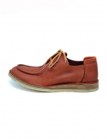 Shoto 7608 Drew brick color shoes