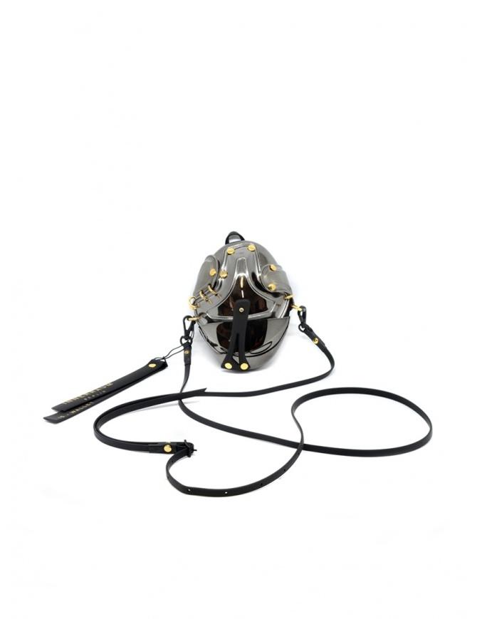 Borsa tascabile Innerraum nero e grigio antracite I5 WALLET ANTR/GOLD borse online shopping