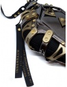 Innerraum smartphone bag in black, charcoal gray and gold price I14 SMATRPHONE BAG ANTR/GOLD shop online
