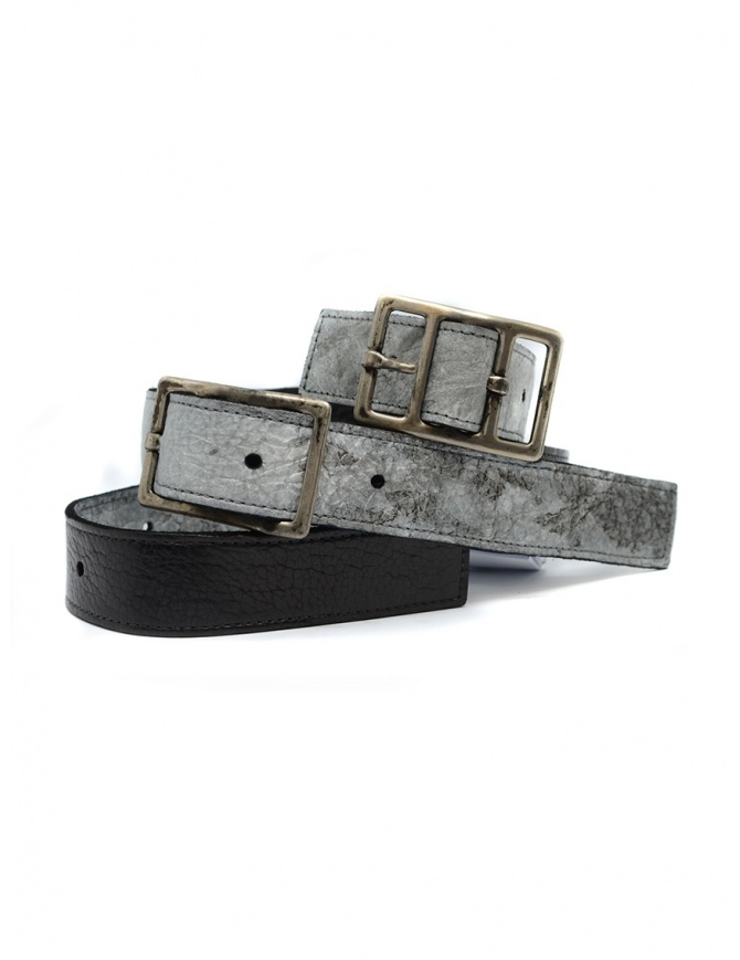 Carol Christian Poell bipolar paper dart bison black belt AM/2624-IN PABER-PTC/010 belts online shopping