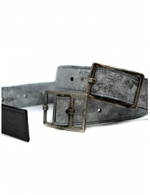 Carol Christian Poell bipolar paper dart bison black belt belts buy online