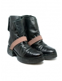 Carol Christian Poell AM/2598 In Between dark green boots AM/2598-IN CORS-PTC/12 order online