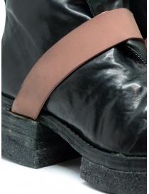 Stivali Carol Christian Poell AM/2598 In Between verde scuro calzature uomo prezzo