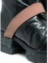 Carol Christian Poell AM/2598 In Between dark green boots price AM/2598-IN CORS-PTC/12 shop online