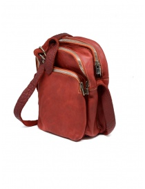 Guidi red BR0 bag in horse leather price