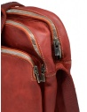 Borsello Guidi BR0 rosso in pelle di cavallo BR0 SOFT HORSE FULL GRAIN 1006T acquista online