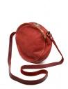 Guidi CRB00 borsa rotonda rossa pelle di cavalloshop online borse