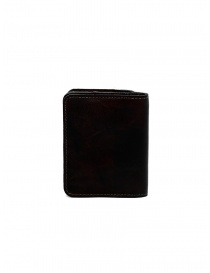 Guidi C8 small wallet in black kangaroo leather wallets buy online