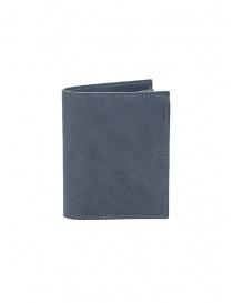 Guidi PT3 portafoglio grigio pelle di canguro prezzo