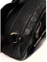 Zaino espandibile Guidi SP05 nero in pelle di cavallo e nylon prezzo SP05 SOFT HORSE FG+NYLON BLKTshop online