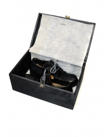 Botta-S black handmade Laccetto shoes LCC H14 buy online price