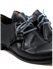 Botta-S black handmade Laccetto shoes LCC H14 price