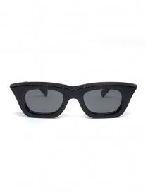 Occhiali online: Occhiali da sole Kuboraum Maske C20 Black Shine