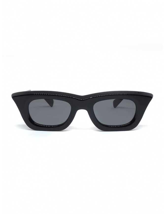Kuboraum Maske C20 Black Shine sungrasses C20 51-25 BS 2GRAY glasses online shopping