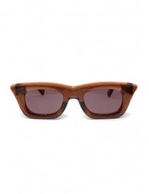 Occhiali online: Occhiali da sole Kuboraum Maske C20 Brown
