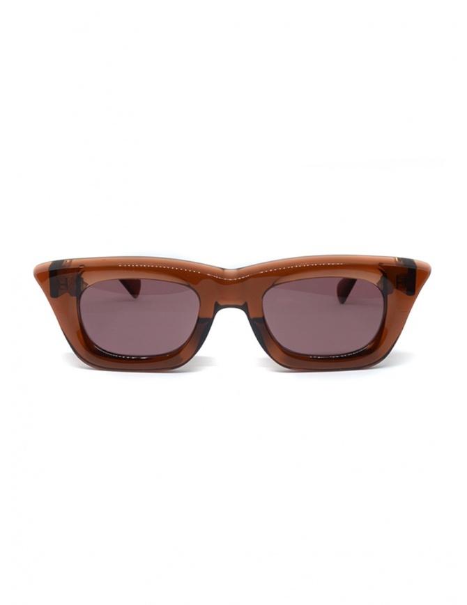 Kuboraum C20 Brown sungrasses C20 51-25 BR glasses online shopping