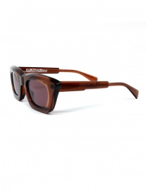 Occhiali da sole Kuboraum C20 Brown