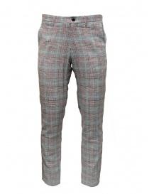Pantaloni uomo online: Pantaloni Selected Homme grigi completo a quadri