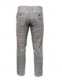 Selected Homme grey checkered suit trousers