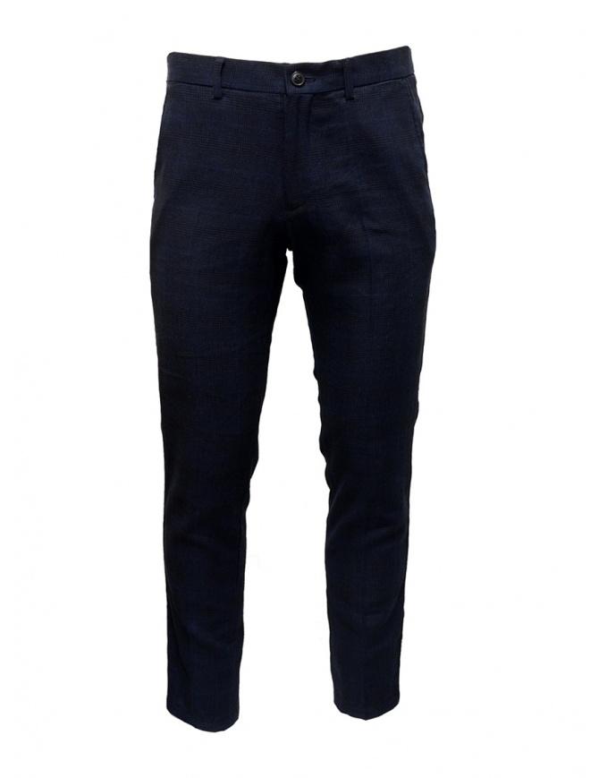 Pantaloni completo Selected Homme blu e navy 16067498 BLUE/NAVY pantaloni uomo online shopping