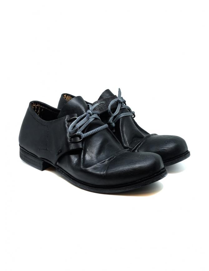 Botta-S black handmade Laccetto shoes LCC H14 LCC H14 mens shoes online shopping
