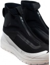 11 by Boris Bidjan Saberi black and white high-top sneakers 15 11xS C BAMBA2 BLACK/WHITE buy online